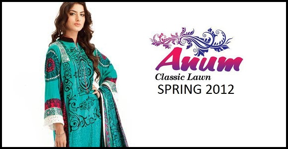 Al Zohaib Anum Classic Spring Summer Lawn Collection 2012