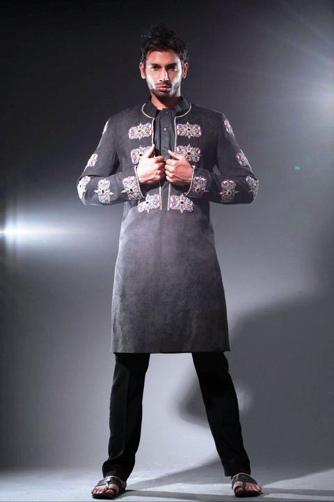 Arsalan Yahseer Latest Groom Sherwani Collection 2012