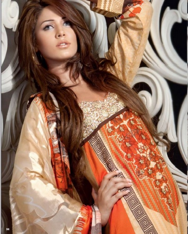 Designer Salwar Kameez 2012