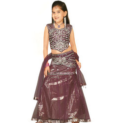 Different Lehenga Styles for Kids