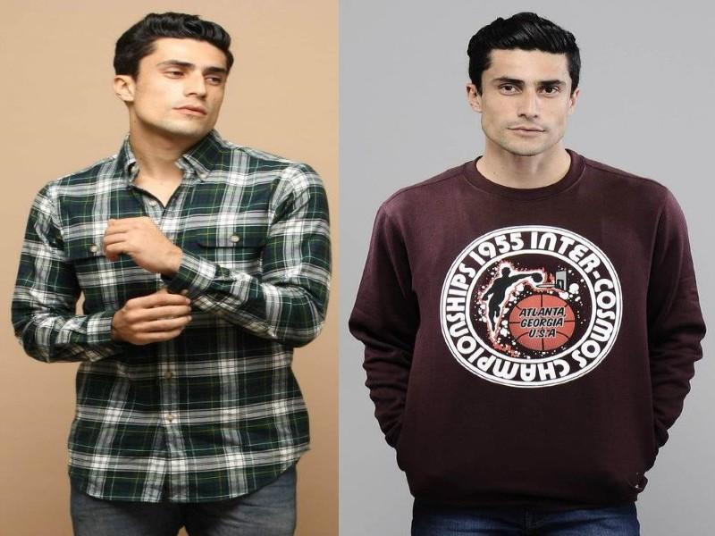 Fall Winter 2012 Casual Shirts Men Fashion Trends