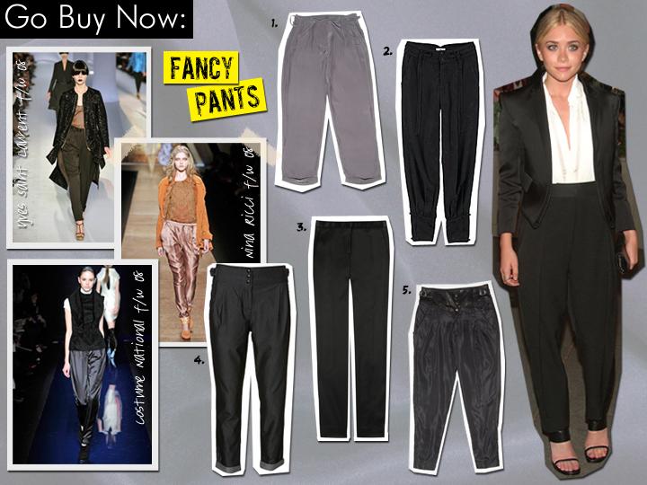 Fancy Pant