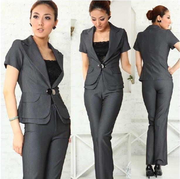 Fashion Business Suits