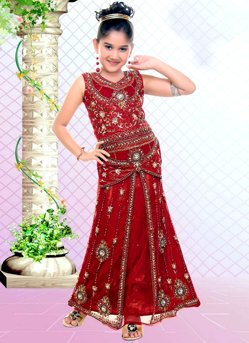 Girls Lehenga Collection 2012