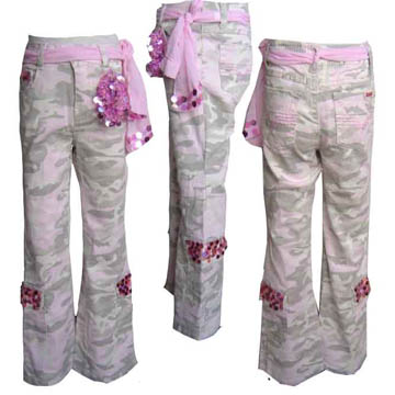 Girls Pants Fashion