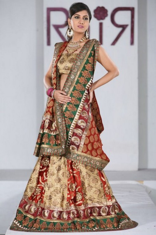 Indian Shadi Lehnga 2012