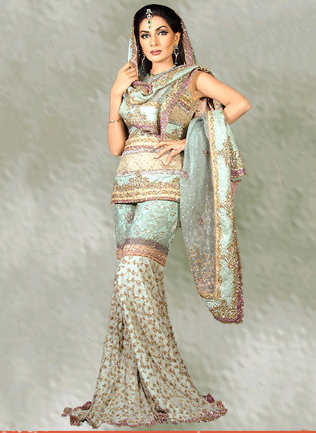Indian Sharara Designs