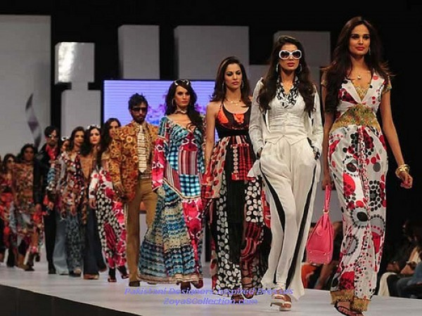 Indo Western Trends in Salwar Kameez