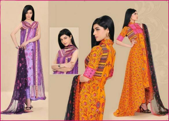 Eashe Exclusive Lawn Prints For Spring Summer