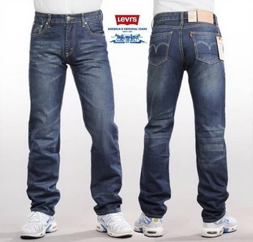 Latest Levis Jeans Fashion Trends For Men