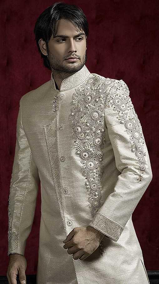 Latest Men Sherwani Designs