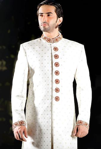 Latest Wedding Bridal Sherwani