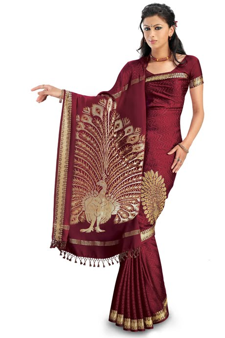 Mysore silk Saree