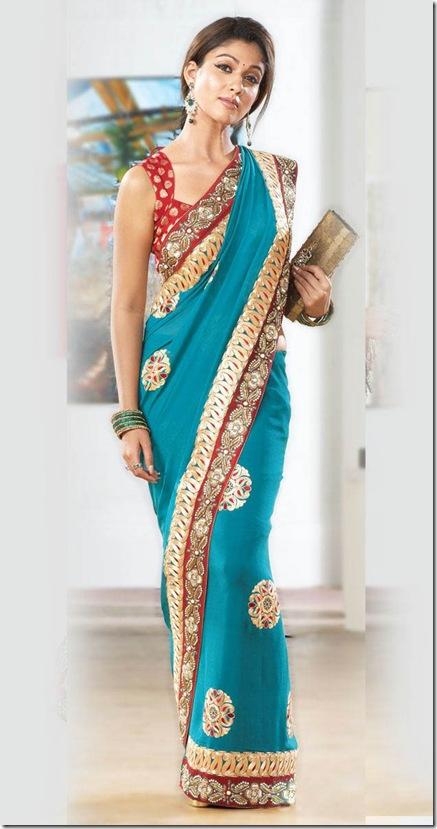 Nayana Tara Hot Stills In Saree