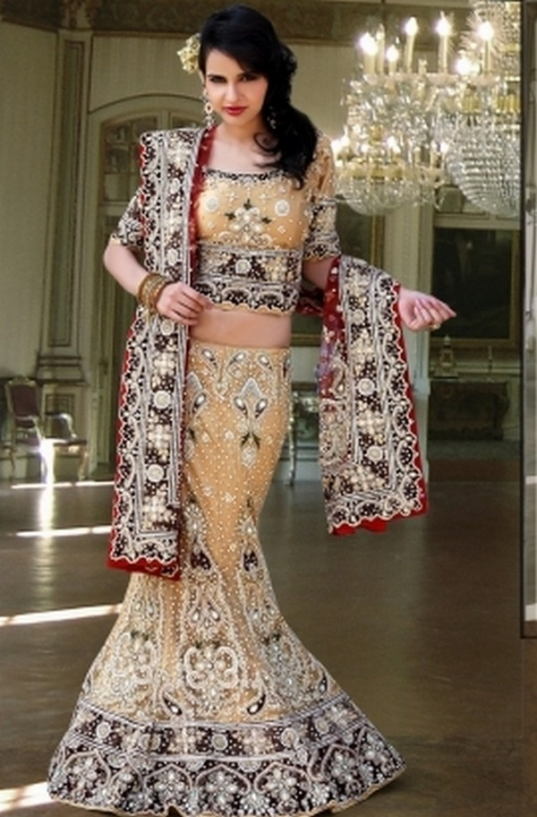 USA Bridal Lehenga Choli