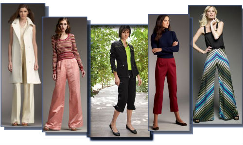 Pant styles for 2011