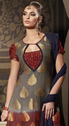 Party Wear Salwar Kameez And Dupatta