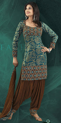 Patiala Salwar Kameez