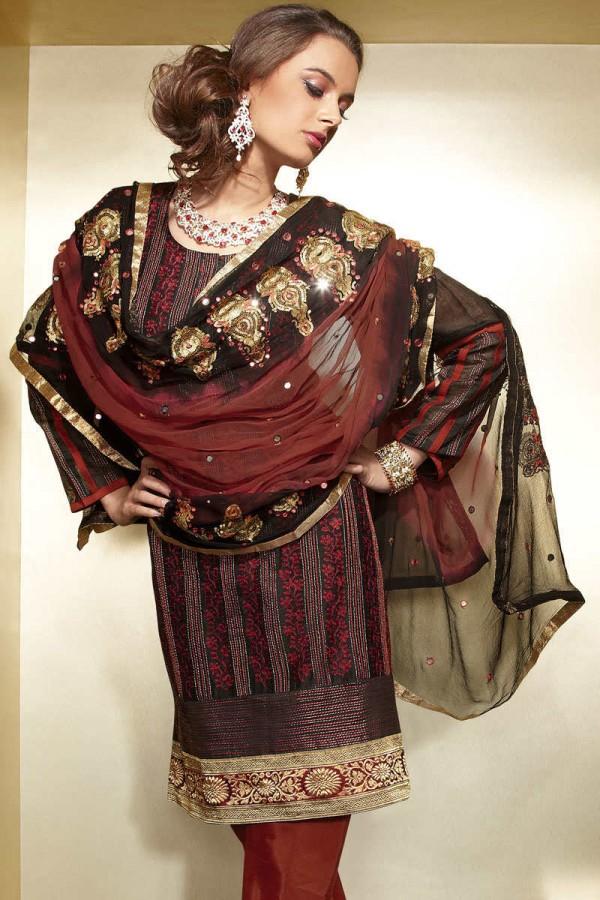 Salwar Kameez Styles for Spring 2012