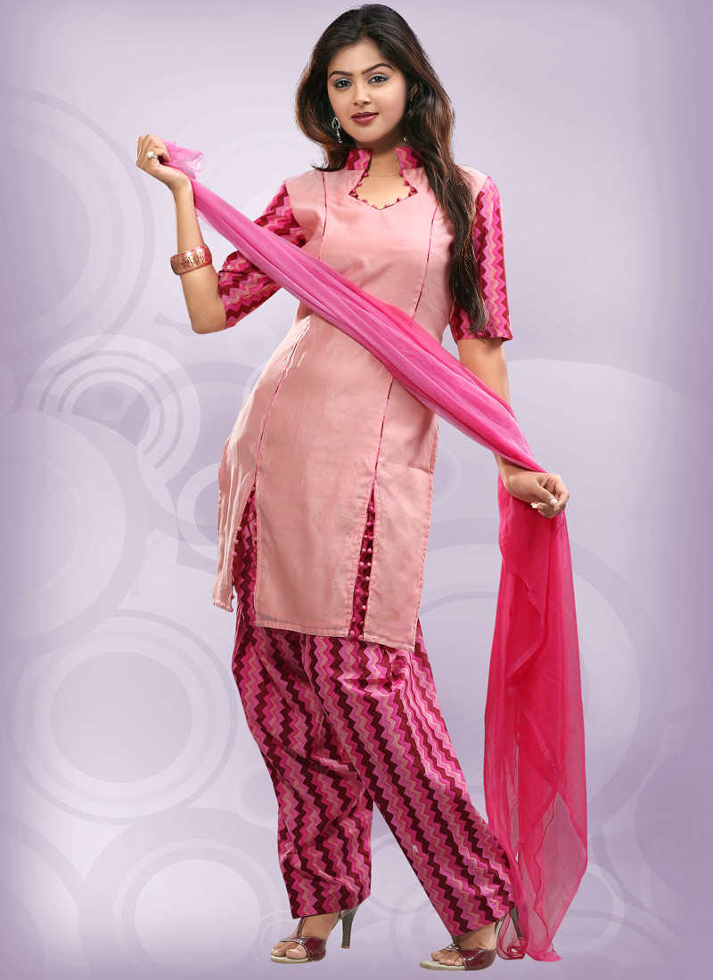 Salwar Kameez Design for Spring 2012