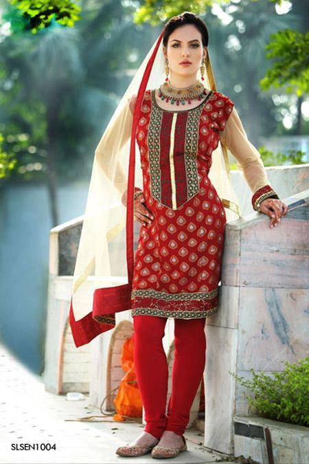 Popular desi salwar kameez collection