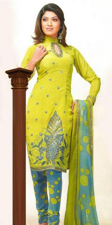 Salwar Kameez Dupatta Style