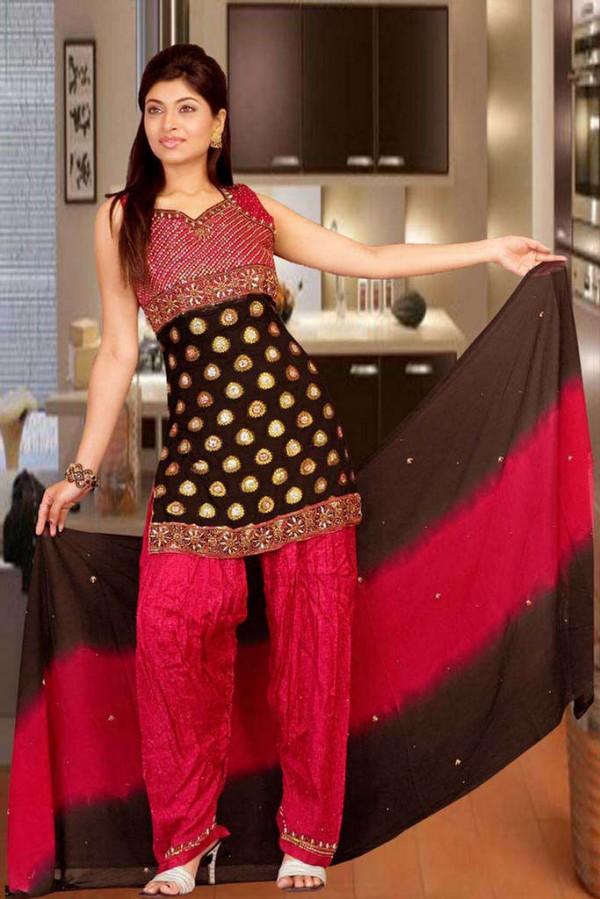 Salwar Kameez Party Hot Shots