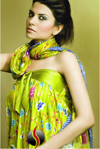 Sana Safinas Lawn Collection