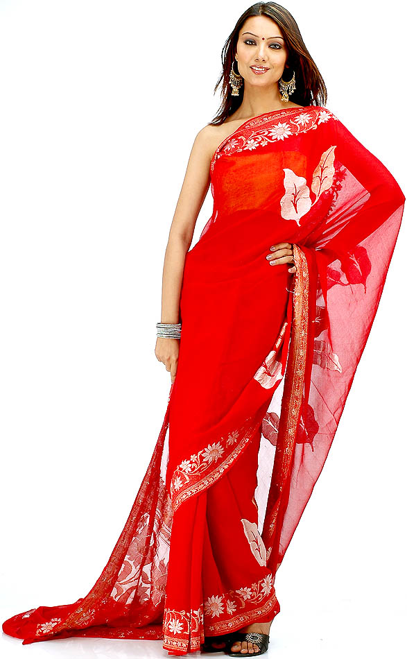 Sari Dress Fashion Style Trends 2019