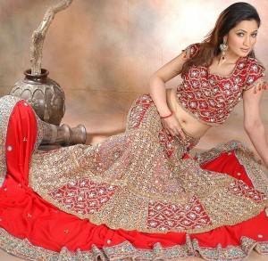 Style of Bridal Lehanga