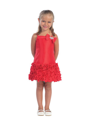 USA kids dresses