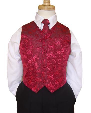 Vest Red