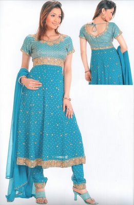 Wedding Party Salwar Kameez suits with Full salvees