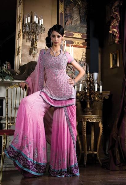 Weeding Sharara Designs