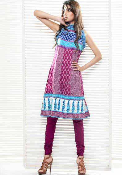 Yahsir Waheed Lawn Prints 2012 Collection
