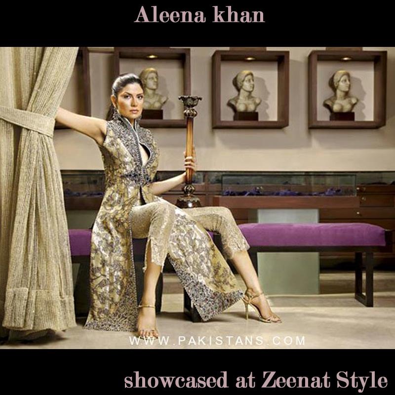 aleena khan pakistan capri salwar kameez