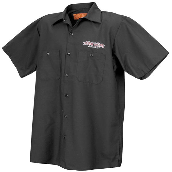 lethal threat designs casual shirts men work bullet black
