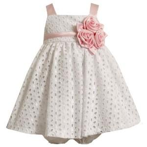 jean baby infant Dress