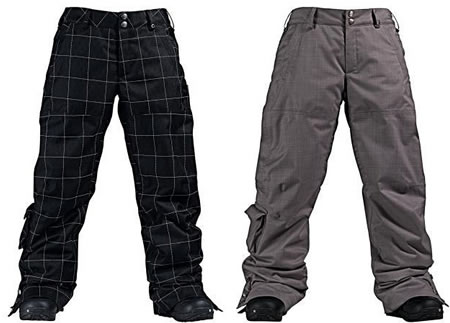 burton heated pants