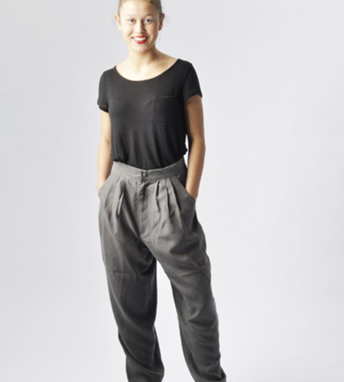 houton pants selma lamai design selma lamai design