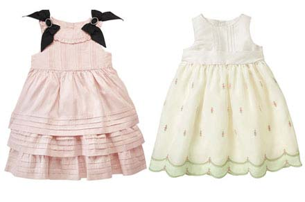 special wedding occasion dresses for baby girls