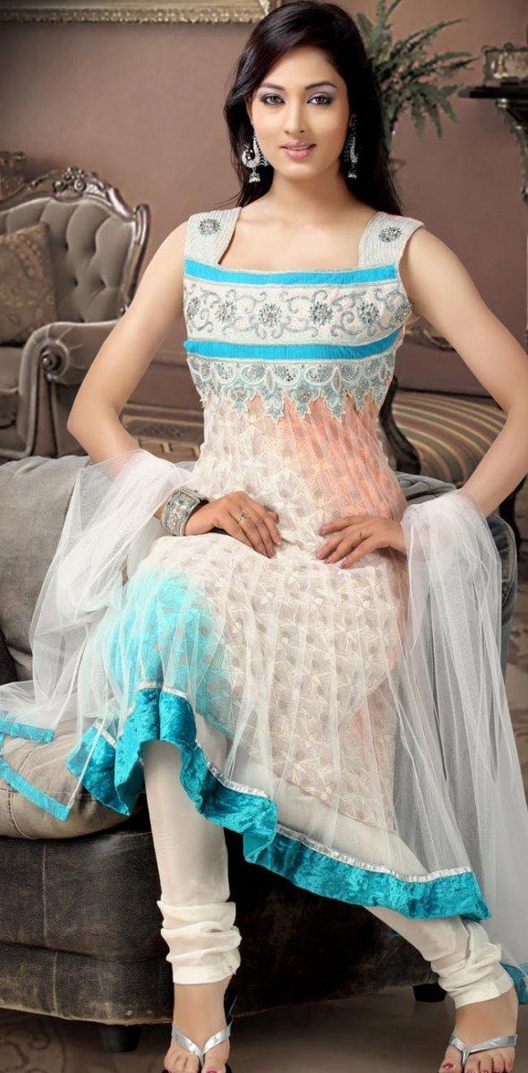 Latest salwar kameez designs 2012 for women