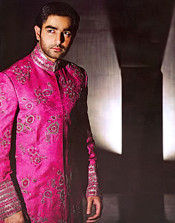 latest sherwani styles 2012