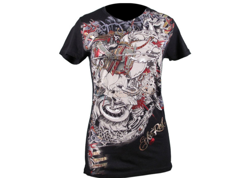 frank mir ecko girls mma shirts