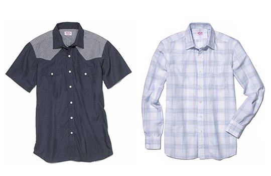 Shirts spring 2012