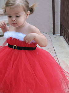 infant Christmas dresses