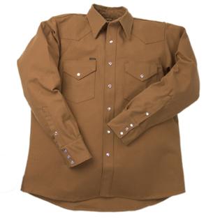 lapco brown duck shirt