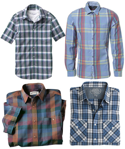 madras shirts top five chris taylor