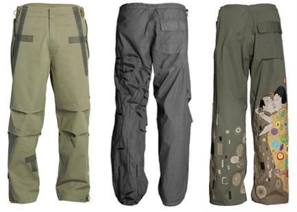 maharishi pants
