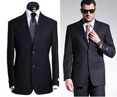 suit styles for short men